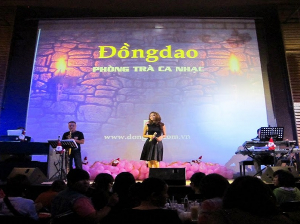 Cập nhật lịch diễn tháng 4 tại phòng trà Đồng Dao