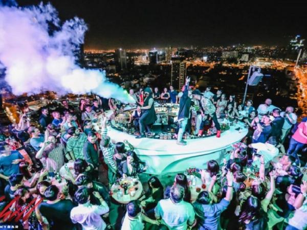 Top Sky Bar sang chảnh nhất Sài Gòn