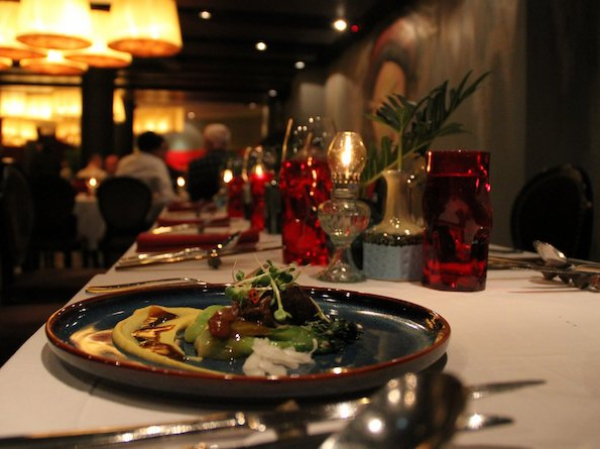 Xu Restaurant & Lounge