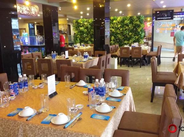 Nhà hàng Và Karaoke Hoa Biển