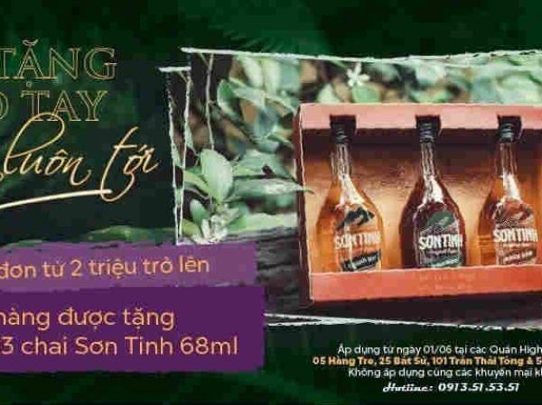 Nhà hàng Highway4 – Nhậu món Việt tuyệt ngon – Nhận quà tặng hảo hạng