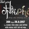 Liveshow Tình yêu Hà Nội Phố