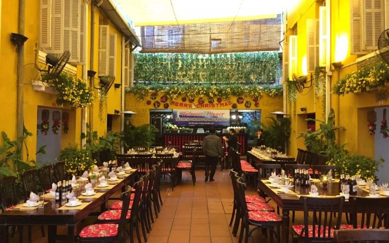 Thưởng thức trọn vẹn ẩm thực Việt cao cấp tại nhà hàng Ngon
