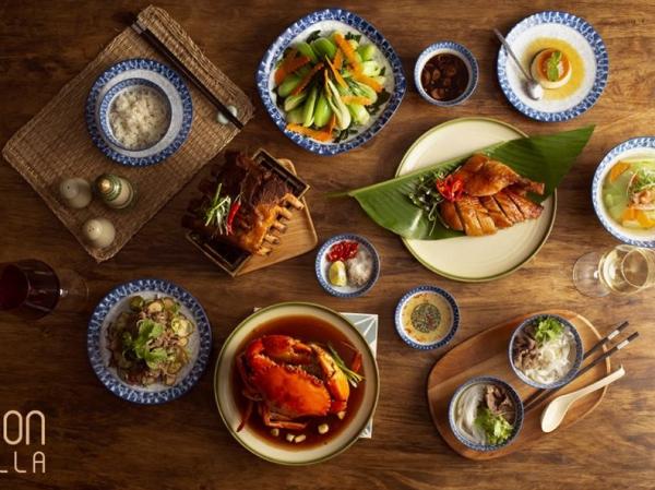 Top nhà hàng món Việt