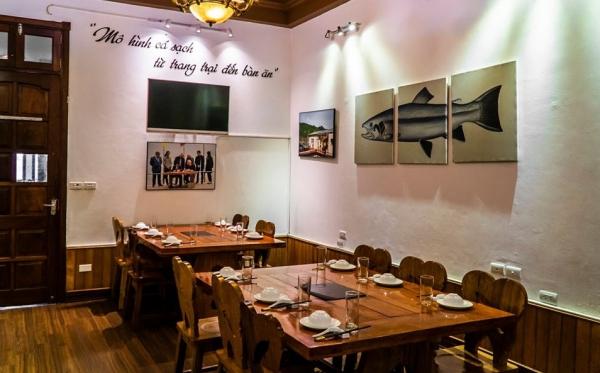 Nhà hàng Thác Bạc mở lại sau thời gian giãn cách xã hội