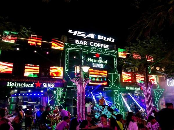 45A Pub & Bar Hạ Long