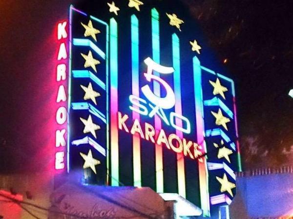 Karaoke 5 Sao 96 Thái Thịnh