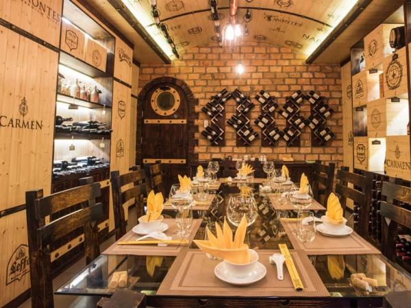 Top nhà hàng có phòng riêng tại Hà Nội