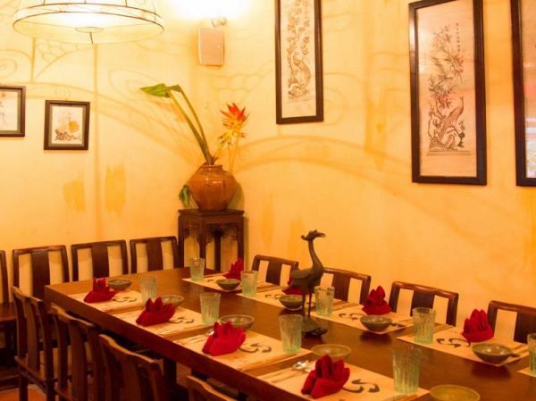 Nhà hàng Porte D'Annam
