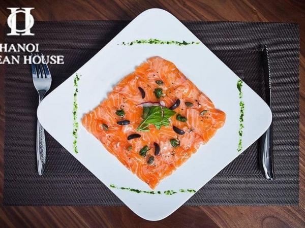 Top 5 nhà hàng hải sản cao cấp Hà Nội