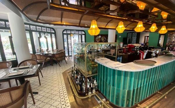 Nhà hàng Hanoi 1930 Bistro mở cửa sau thời gian giãn cách để phòng dịch