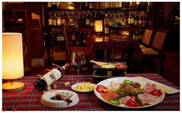 Nhà hàng Wine Corner