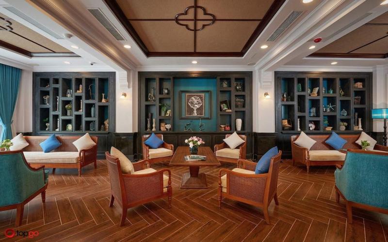 Khách sạn Manoir Des Art Hải Phòng