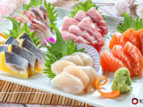 Nhà hàng Momiji Nhật bản