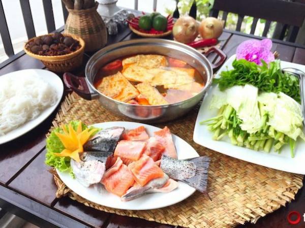 Nhà hàng Ba Long