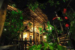 nhà hàng Ao Quán