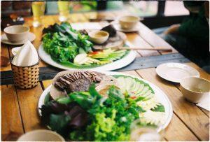 nhà hàng Hẻm Quán