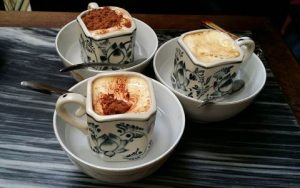 Café trứng