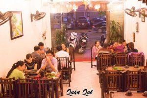 nhà hàng Quán Quê