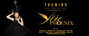 Liveshow Thu Minh 2017