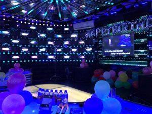 Karaoke Hexagon