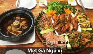 Nha hang Quan Sanh