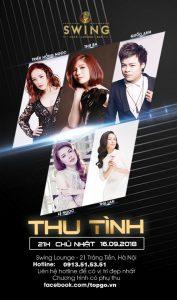 Dem nhac Thu Tinh - Swing