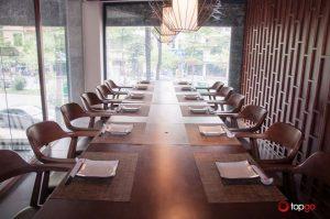 Kegon Restaurant, 84 Dao tan
