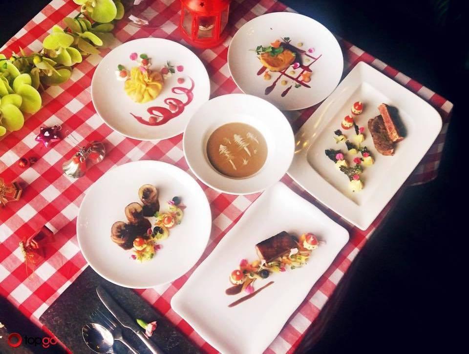 nhà hàng cao cấp Hà Nội