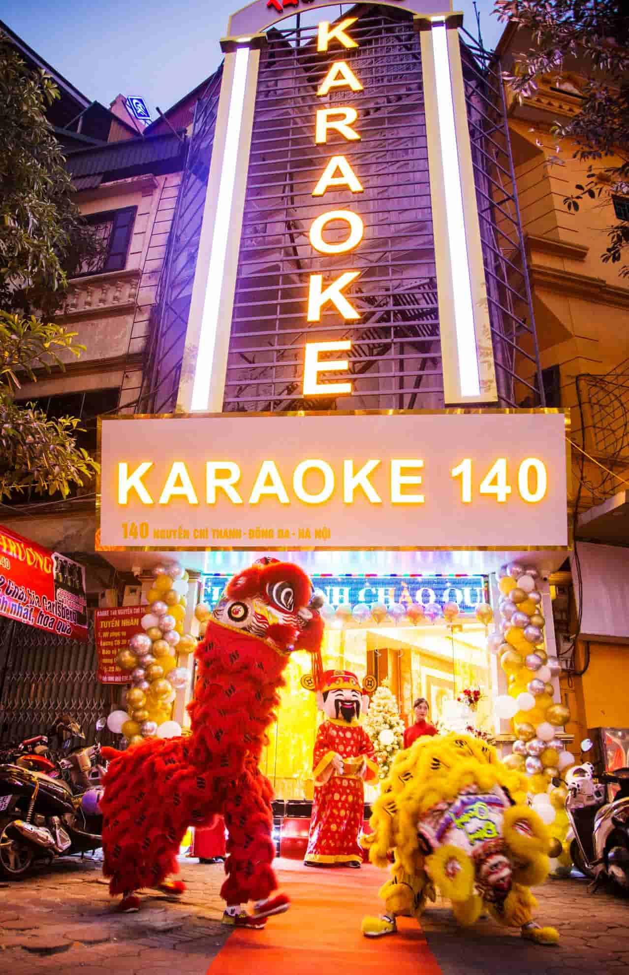 Karaoke 140 Nguyễn Chí Thanh