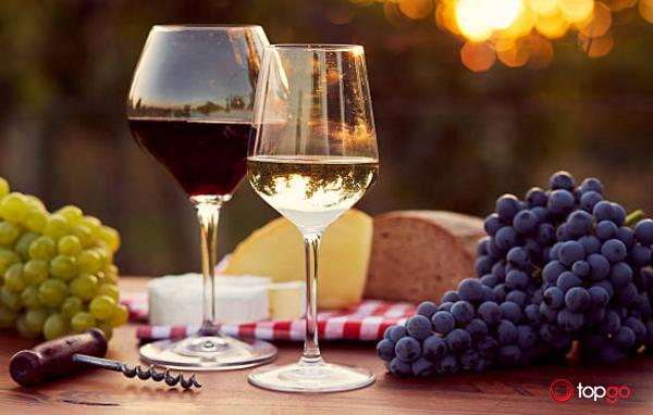 lỗi khi thưởng thức rượu vang